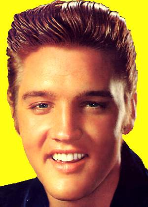 Elvis Presley As